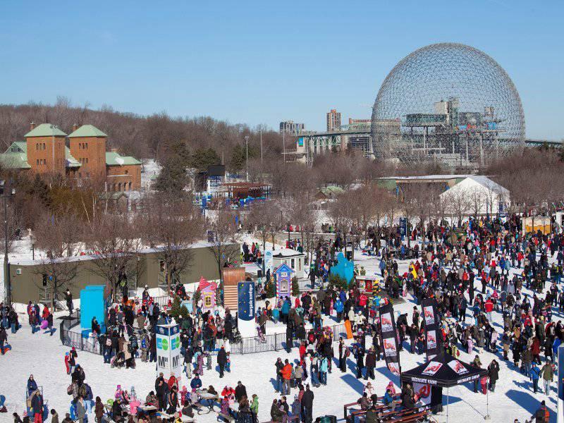 La fête des neiges de Montréal d'Ezra Cohen