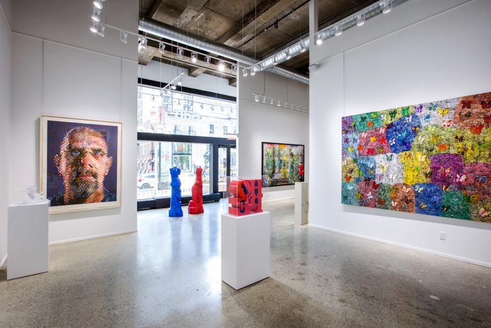 La Galerie de BelleFeuille à Montréal