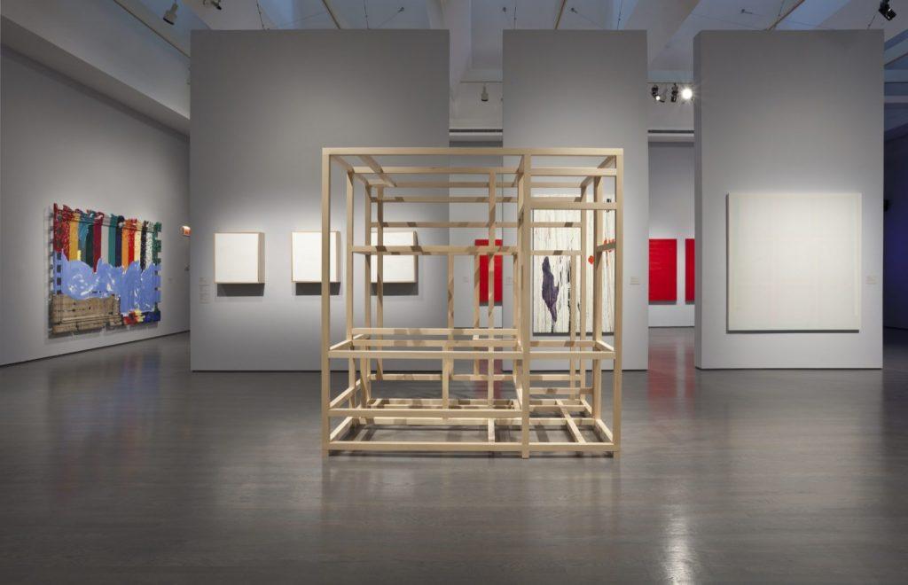 Le Musée d'art Contemporain d'Ezra Cohen
