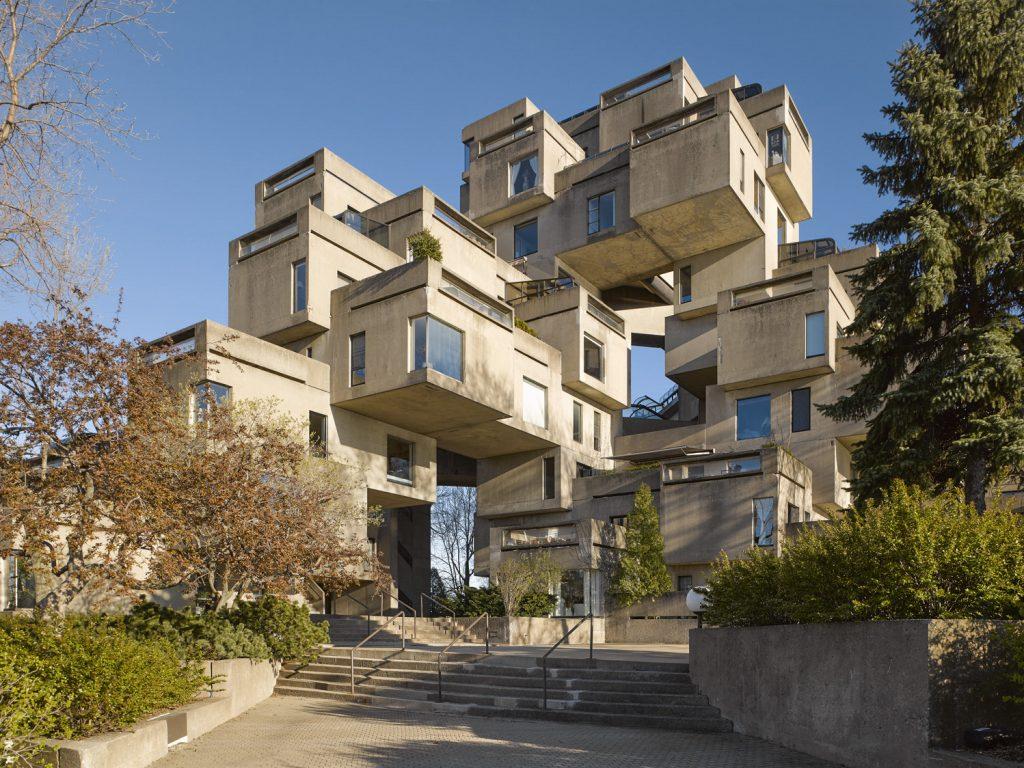 Découvrez l'habitat 67 avec Ezra Cohen Montréal