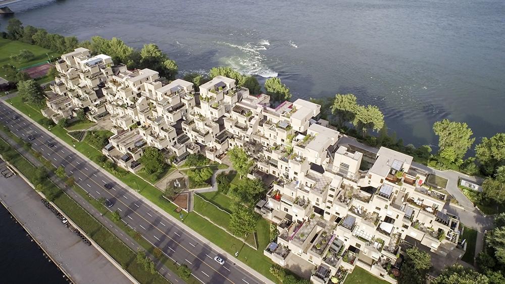 Ezra Cohen Montréal Habitat 67